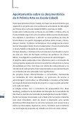 Apontamentos sobre os documentários do X Prêmio Arte na Escola ... - Page 2