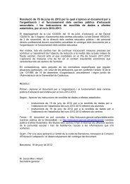 Organització dels centres públics 2012-13 - Institut Bernat Metge