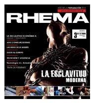 Descargar Revista Rhema2.06 MB - Ministerios Ebenezer Guatemala