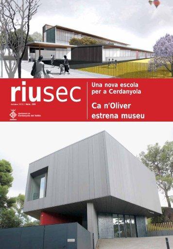 Riu Sec octubre 2010 - Ajuntament de Cerdanyola del Vallès