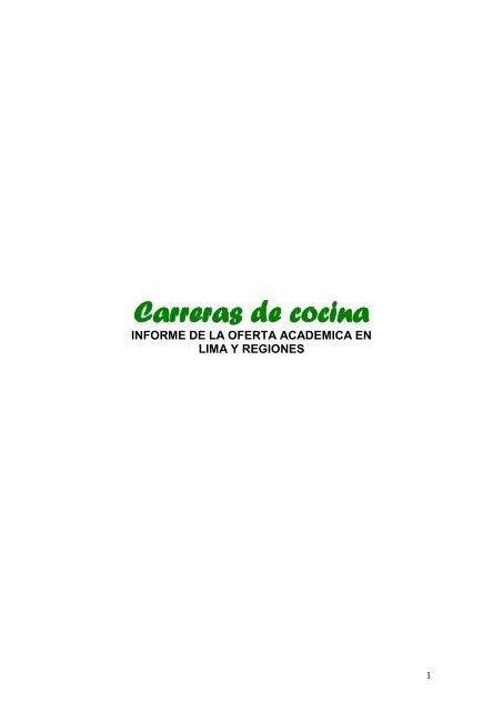 Escuelas De Cocina En Lima Apega