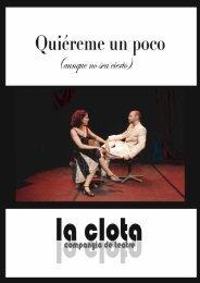Microsoft Word - Dossier La Clota en castellano.doc