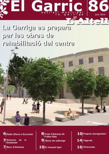 El Garric - Ajuntament de la Garriga