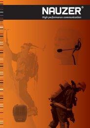 Descargar catálogo Nauzer en formato pdf (español)