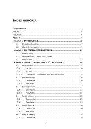 ÍNDEX MEMÒRIA - UPCommons