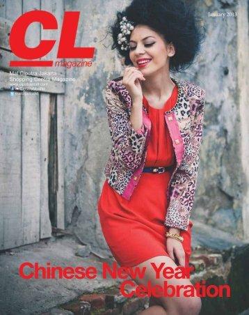 Chinese New Year Celebration - Mal Ciputra