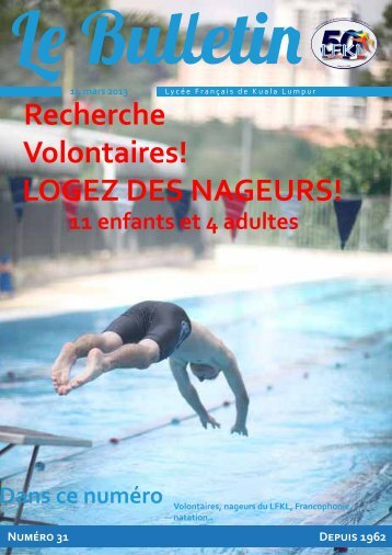 Bulletin du 14/03/12 - LFKL