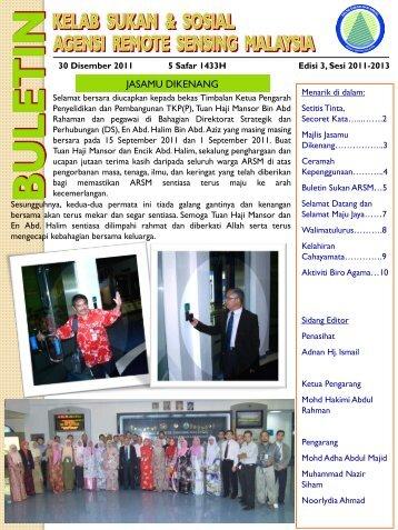 Buletin Edisi 3 Sesi 20112013