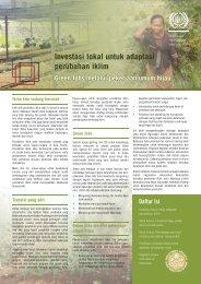 Green Jobs melalui pekerjaan umum hijau, pdf 0.9 MB