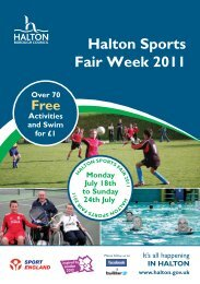 Halton Sports Fair.pdf - Merseyside Sport
