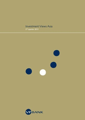 Investment Views Asia - VP Bank (Schweiz)
