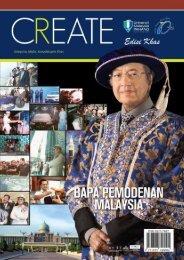 create edisi khas tun dr. mahathir - Universiti Malaysia Pahang