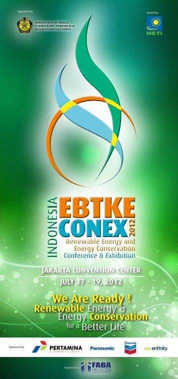EBTKE CONEX 2012 program book.pdf