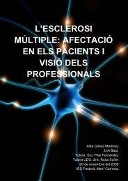 l'esclerosi múltiple - Premis Universitat de Vic