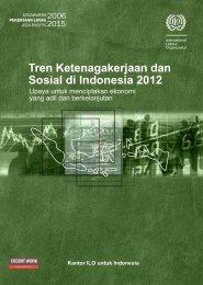 Lab in I Tren Ketenagakerjaan dan Sosial di Indonesia 2012
