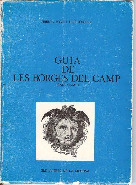 GUIA - Ajuntament de les Borges del Camp