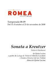 Sonata a Kreutzer - Grup Focus