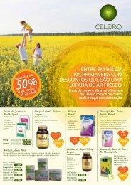 Veja o folheto promocional - Celeiro-Dieta