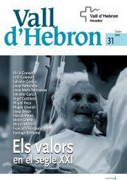en el segle XXI en el segle XXI - Hospital Vall d'Hebron