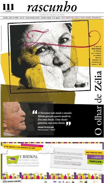 Edição 111 - Jornal Rascunho - Gazeta do Povo