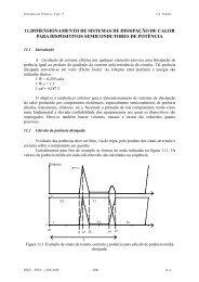 3. dimensionamento de sistemas de dissipação de calor para ...