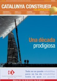 Pdf 10 Aniversario - Catalunya Construeix