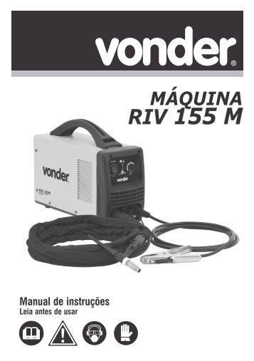 RIV 155 M - Vonder