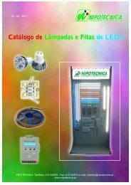 Catálogo de Leds