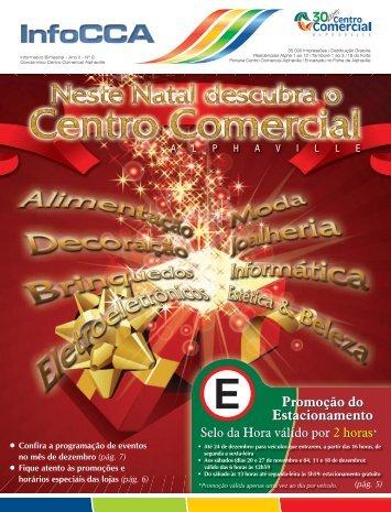 Infocca edicao 8 a - Centro Comercial Alphaville
