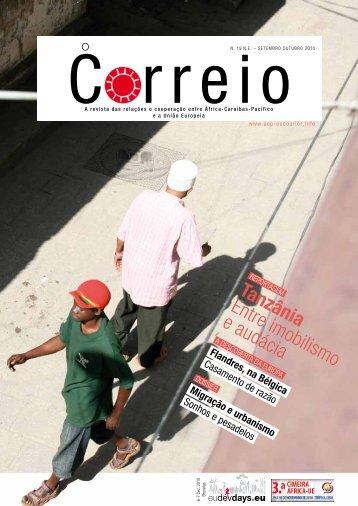Edição Nº 19 - Septembro/Outubro 2010 - Europa