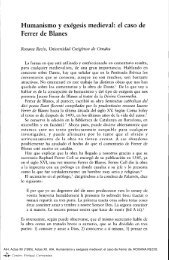 el caso de Ferrer - Centro Virtual Cervantes