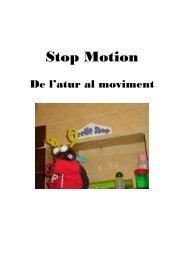 Stop Motion. De l'atur al moviment.