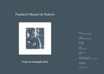 Descarrega't el catàleg (PDF) - Fundació Pedrolo