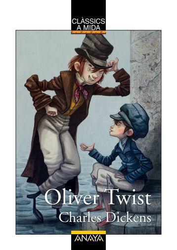 Oliver Twist (capítol 1) - Anaya Infantil y Juvenil