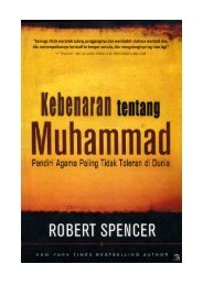 kebenaran-tentang-muhammad-robert-spencer