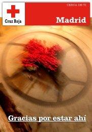 Cruz Roja Española - Comunidad de Madrid