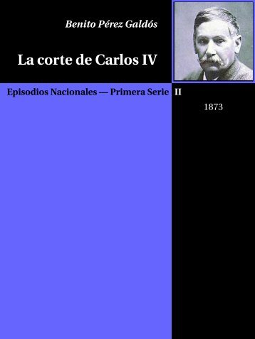 La corte de Carlos IV - Djelibeibi