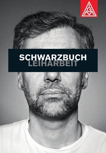 Schwarzbuch Leiharbeit