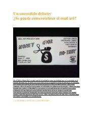Un encendido debate: ¿Se puede comercializar el mail - Boek 861