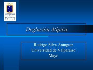 Deglución Atípica - Universidad de Valparaíso