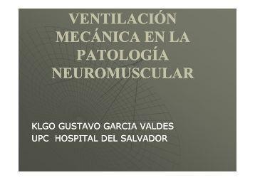 Ventilación mecánica en la enfermedad ... - Red Intensiva
