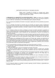 INSTRUÇÃO CVM No 384, DE 17 DE MARÇO DE 2003 Dispõe ...