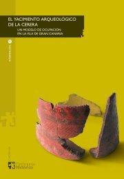 el yacimiento arqueológico de la cerera - Cabildo de Gran Canaria