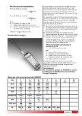 Guide d'entretien des courroies industrielles TEXROPE - Gallon - Page 7