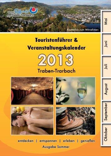 Traben-Trarbach_Veranstaltungskalender2013