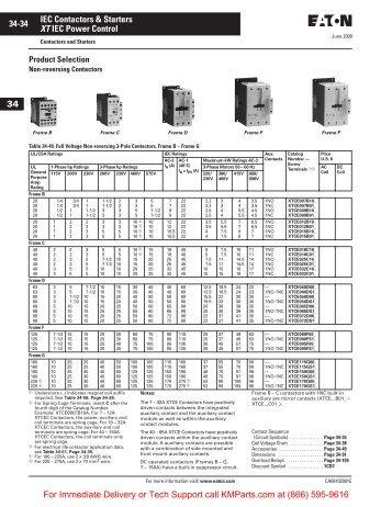 eaton xtce contactors pdf klockner moeller parts?quality=85 xtcf 4 pole contactors eaton canada