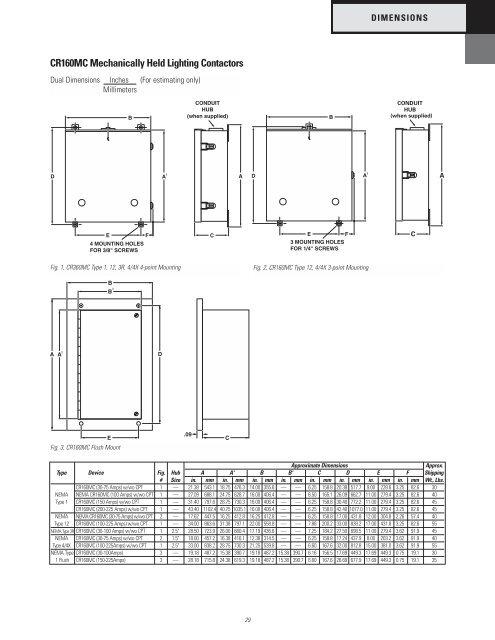 Ge Cr460 Lighting Contactor Wiring Diagram. Ge Home Lighting ... on