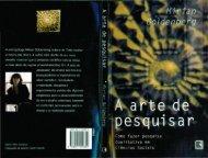 A Arte de Pesquisar – Mirian Goldenberg - Universidade Federal de ...
