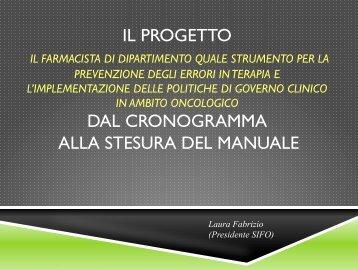 Laura Fabrizio - SIFO