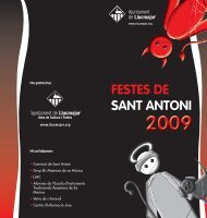 SANT ANTONI DIPTICO.indd - Ayuntamiento de Llucmajor